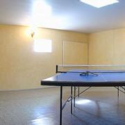 Настольный теннис в гостинице фото
