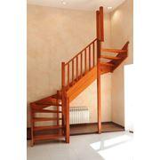 Лестница деревянная ЦЛ-3