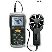 DT-619 - многофункциональный термоанемометр CEM (DT619)