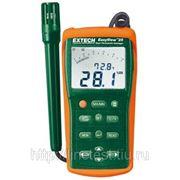 Extech EA25 - легкий гигро-термометр/регистратор данных фото