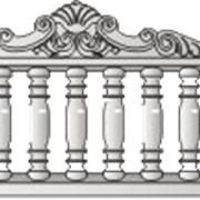 Формы для производства односторонних бетонных заборов фото