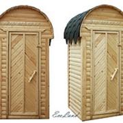 Туалет для дачи Терем 1,2х1,0 м, компл. Lite фото