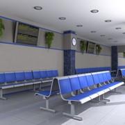 Мебель для залов и зон ожидания фото