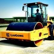 Дорожный каток, LIUGONG, Катки дорожные вибрационные фото