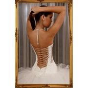 Свадебное платье модель 177 фото