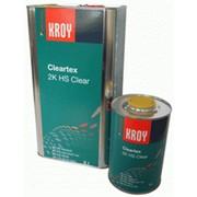 Лак акриловый Kroy Cleartex HS фото