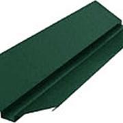Ендова ЕВ-312 2.5м Зеленый мох RAL6005 фото