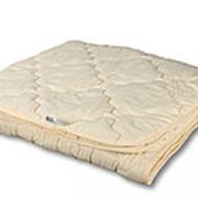 Одеяло из овечьей шерсти Традиция полутораспальное сверхлегкое фото