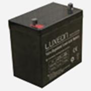 Аккумуляторная батарея 70Ah LUXEON X12-70SG, артикул LuxAB-12