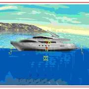 Комплекс устройств для определения эксплуатационных характеристик судна фото