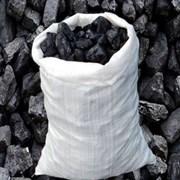 Уголь длиннопламенный ДПКО в мешках (кулак, орех)  фото