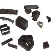 Неформовые резиновые изделия фото