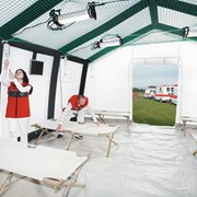 Медицинские палатки МТ-серии фото