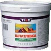 Шпатлёвка Текс масляно-клеевая 1.5 кг фото