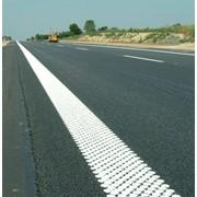 Спрей-пластик для разметки дорог фото