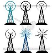 Радиобашни стальные фото