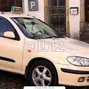 Такси для свадьбы