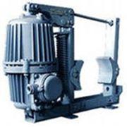 Тормоза колодочные ТКГ 160 с толкателем ТЭ-16, ТЭ-30 фото