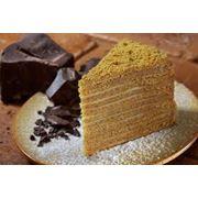 Торт медовик традиционный фото