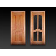 Деревянные двери входные и межкомнатные фото