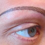 Татуаж - перманентный макияж - бровей фото