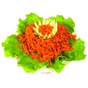 Салат из моркови по-корейски фото