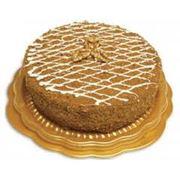 Торт медовый 600 гр. фото