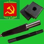 Болт фундаментный 2.2 м72х1000 сталь 09Г2С ГОСТ 24379.1-80 фото