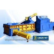 Пресс для переработки металлолома ENERPAT SMB-F250В