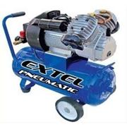 Компрессор маслянный Extel ZV 50-2.2 8/50 (2.2 кВт, 50 л) фото