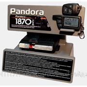 Автомобильный охранно-сервисный комплекс премиум класса Pandora DeLuxe 1870i фото