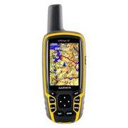 Портативный GPS-навигатор Garmin GPSMAP 62 Дороги России ТОПО фото