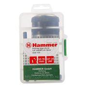Патрон для дрели Hammer Ch-1 3,0-16mm/3,8''-24unf фото