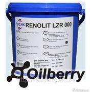 Смазка RENOLIT LZR 000 централизованные системы MAN 283 Li-P000 tC-40С/+120 фото