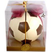 Шоколадный мяч фото