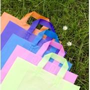 Пакеты полиэтиленовые с логотипом в Алматы фото