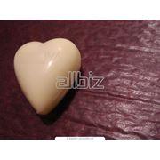 Глазурь шоколадная белая фото
