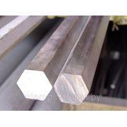 Шестигранник стальной 6ГР.19 (Ст20) ( прутки 6 метр. )