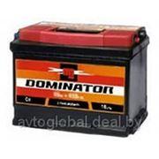 Аккумуляторы DOMINATOR 6СТ-66А3 R 600A фото