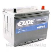 Аккумуляторы EXIDE EA754 фото
