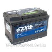 Аккумуляторы EXIDE EA722 фото