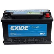 Аккумуляторы EXIDE EB800 фото