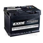 Аккумуляторы EXIDE EL600 фото