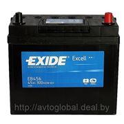 Аккумуляторы EXIDE EB456 фото