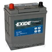 Аккумуляторы EXIDE EA387 фото