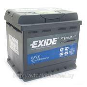 Аккумуляторы EXIDE EA531 фото