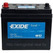 Аккумуляторы EXIDE EB455 фото