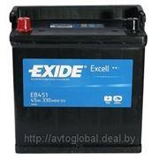 Аккумуляторы EXIDE EB451 фото