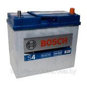 Аккумуляторы BOSCH 0092S40200 45Ah 330A 238/129/227 фото