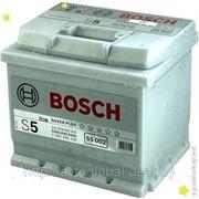 Аккумуляторы BOSCH 0092S50020 54Ah 530A 207/175/190 фото